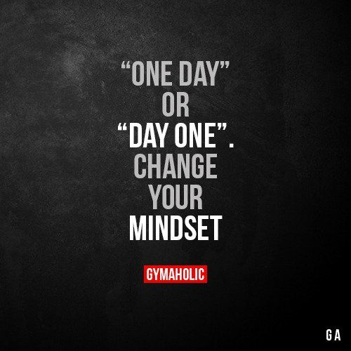 One Day Or Day One Fitness Motivation Wallpaper Fitness Motivation Quotes Motivation