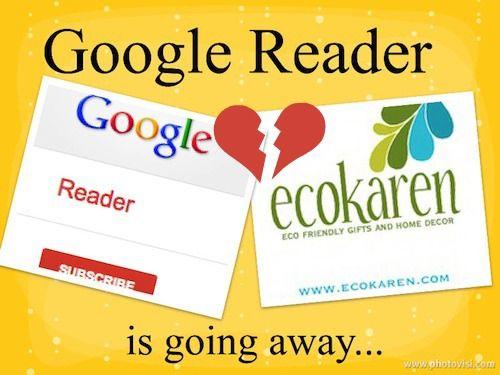 Alternatives for RSS when Google Reader Retires