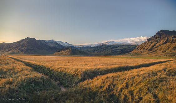 The Iceland Triangle by Lorenco da Vinci on 500px
