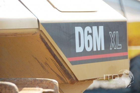 Dozer Caterpillar Bulldozer Heavy Equipment  Planierraupe Kettendozer CAT D6M XL http://www.ito-germany.de/planierraupe-kettendozer-cat-d6m-xl