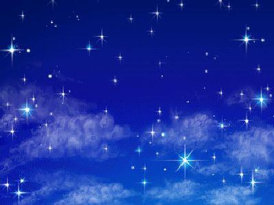 christmas night sky clipart - photo #2