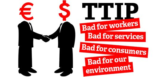 TTIP - Bad for everyone: