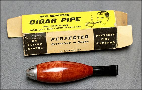 The only Cigar that I smoke..