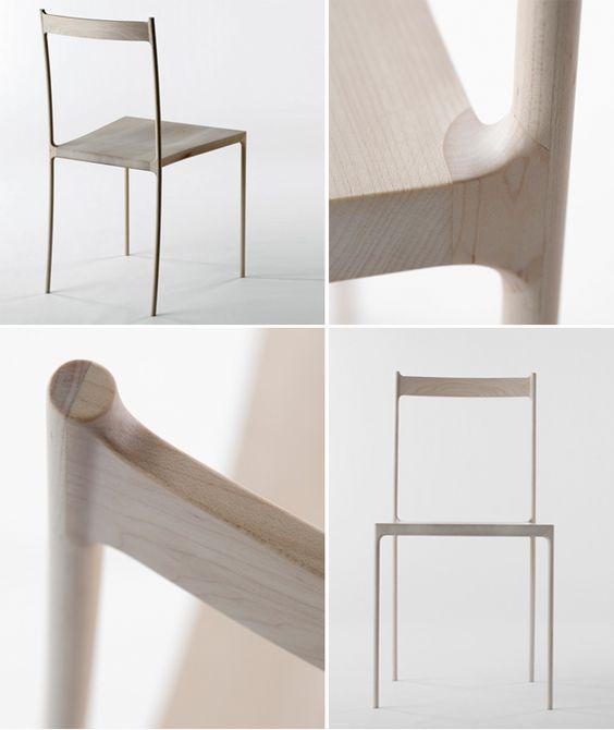 cord chair designed by nendo !