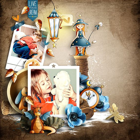Poussières de rêve by Aline Design https://www.myscrapartdigital.com/shop/aline-design-c-24_71/poussi%C3%A8res-de-r%C3%AAve-p-4506.html  RAK Lilou