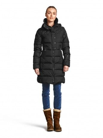 Down Coat Haily-D - A new, fashion-forward, ultra-feminine down ...