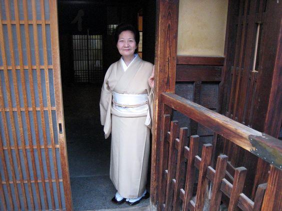 Okiya | Geisha Maiko de Okiya Mura: El Okiya (casa de Geishas y Maikos)