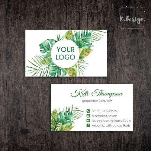 Arbonne Business Card Business Card Arbonne Consultant Card Ab08 Arbonne Business Cards Free Business Cards Doterra Business Cards
