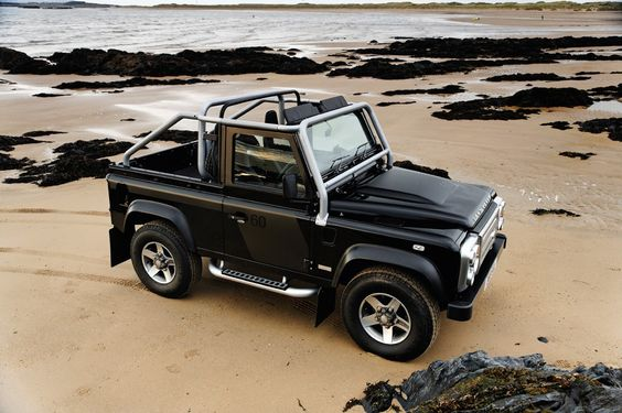 Land Rover Defender convertibble