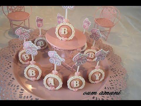 حلوى المولود الجديد العقيقة بدون فرن بشكل جديد ومنظر راقي وبمكونات بسيطة Youtube Cake Food Desserts