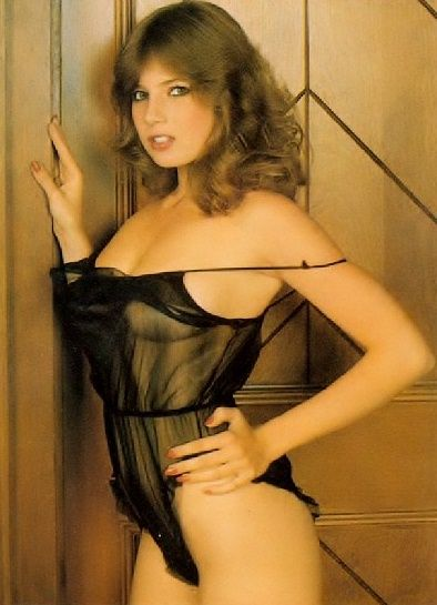 Was christy canyon 1985 hustler photos her amazing