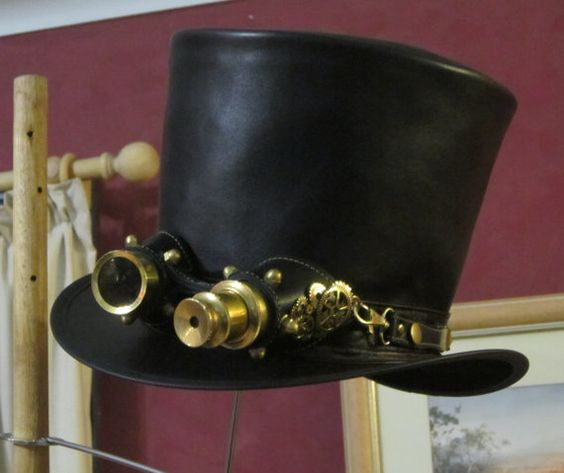 Steampunk Accessories Gothic Style Ideas