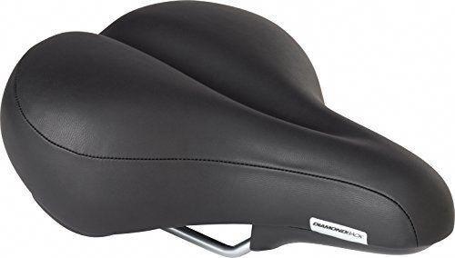 Diamondback Men S Pillow Top Bicycle Saddle Black Visit The