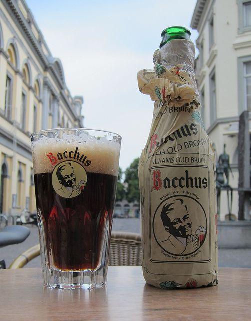 Пиво Bacchus Oud Bruin из Бельгии