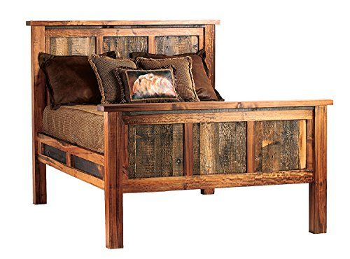 Mountain Woods Furniture The Wyoming Collection Bed King