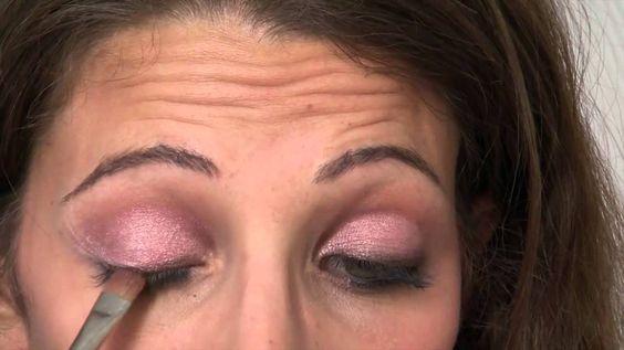 Maquillage romantique : Premier rendez-vous