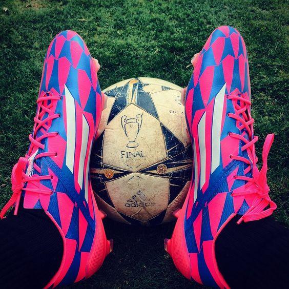 F50 adizero  #Adidas #cleats #james
