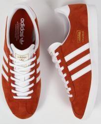 Adidas- Gazelle OG Fox Red/White
