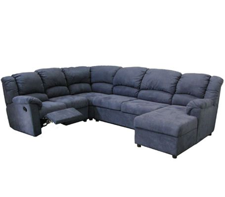 Apollo corner sofabed recliner chaise for the home for Catnapper jackpot reclining chaise