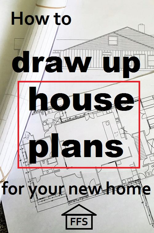 How to build your own house Step 2: House plans DIY, Designer, or ...