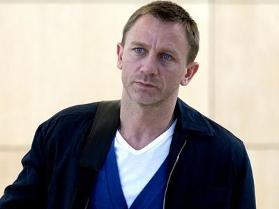 Daniel Craig says he is not funny like Bond in real life!