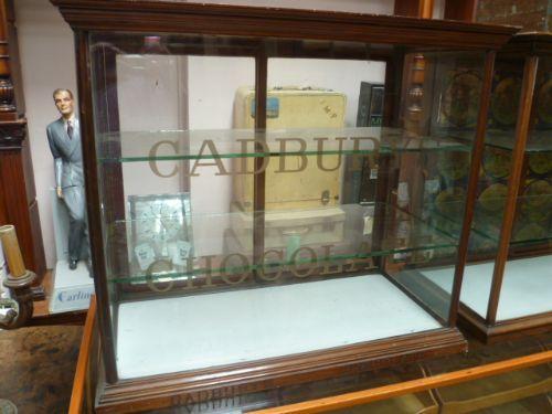 ANTIQUE CADBURYS SHOP DISPLAY CABINET