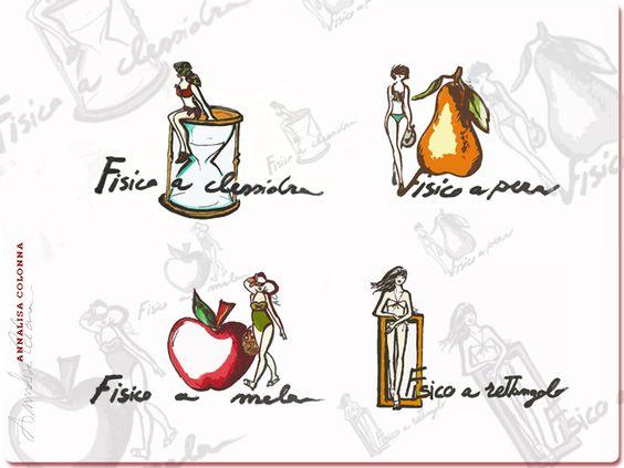 Disegni di costumi da bagno per la forma del corpo - Donna Moderna