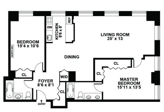 Garage conversion to 2 bedroom home bedroom garage Garage conversion floor plans