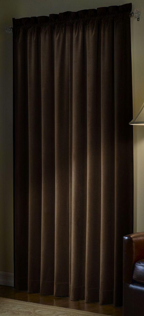 Dunnottar Single Curtain Panel
