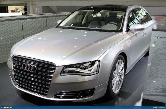 Audi A8 L 6.3 w12 Quattro