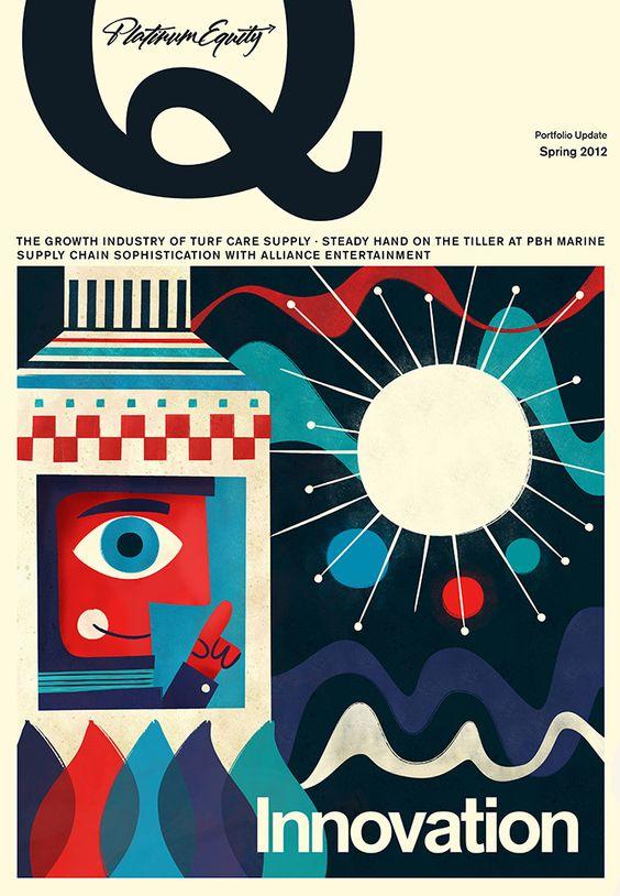Q Magazine - pintachan Illus Pinterest Magazines - copy free blueprint design app
