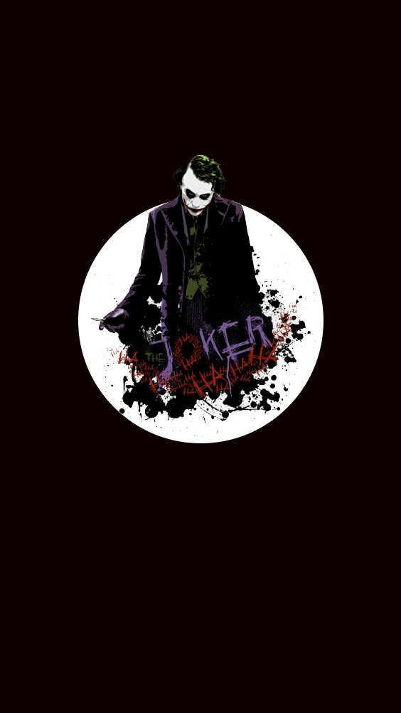 35 Joker Wallpaper Iphone Joker Wallpapers Iphone Wallpaper Iphone 6 Plus Wallpaper