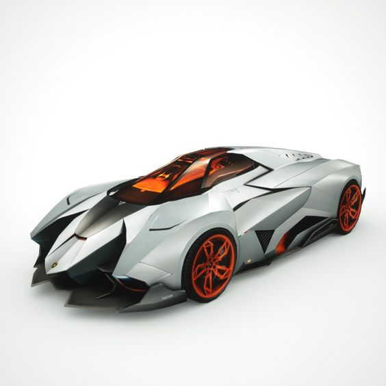 3d lamborghini egoista model - LGMSports.com