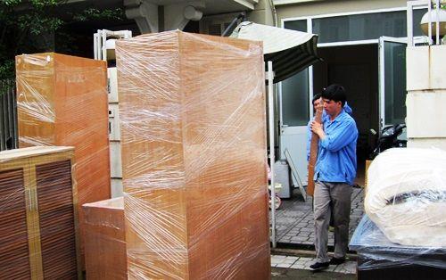 Cách tháo lắp tủ quần áo dễ dàng khi chuyển nhà
