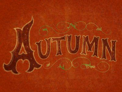 brandonehrlich:    Autumn
