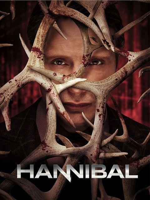 Hannibal | Confira os novos pôsteres da 2ª temporada | Série Maníacos