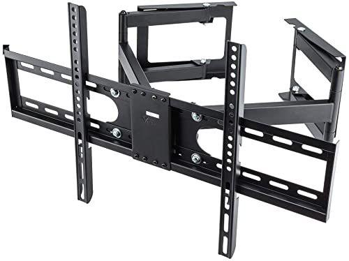 Buy Vemount Corner Tv Wall Mount Bracket Full Motion Tv Corner Mounts 32 65 Inch Samsung Lg Vizio Sony Sharp Lcd Led Oled Plasma Flat Screen Panel 99 Lbs Vesa 6 In 2020