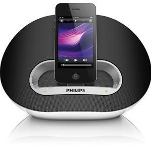 PHILIPS - DS3100 _ Station d'accueil iPod / iPhone - Alarmes multiples - Mise en veille programmable - Fonction Horloge