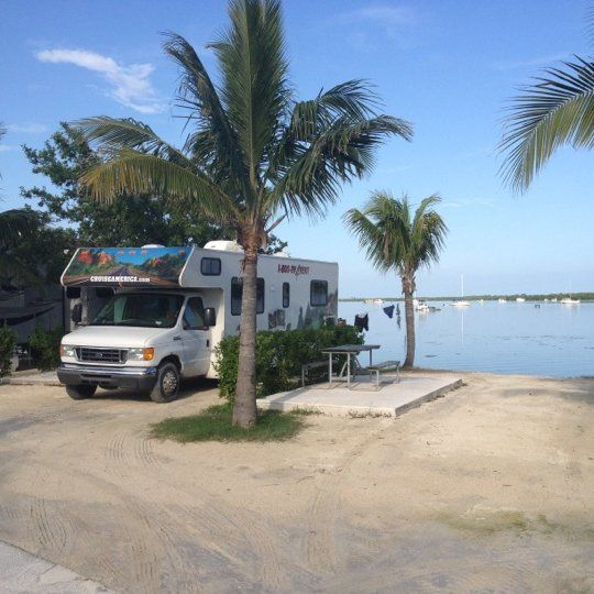 Rv Park In Key West Fl Rv Parks In Florida Key West Campgrounds Florida Camping