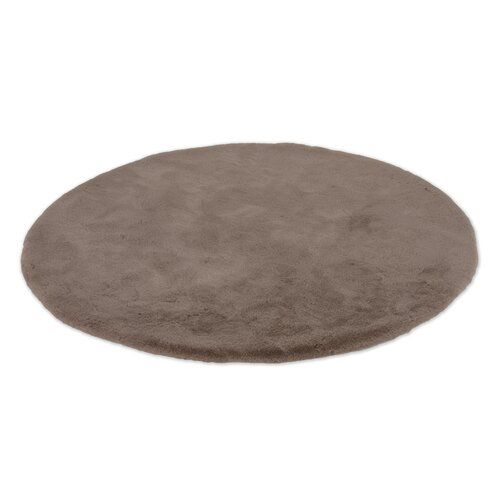 Tender Faux Fur Polyester Cappuccino Rug Schoner Wohnen Kollektion In 2020 Decorative Accessories Rugs Decor