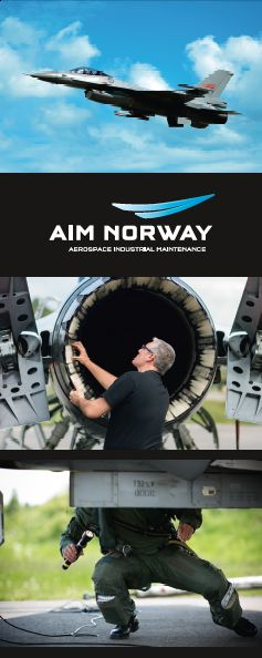 Roll up for AIM Norway