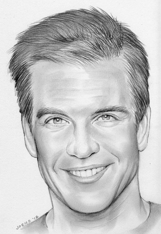 Tony - kresba