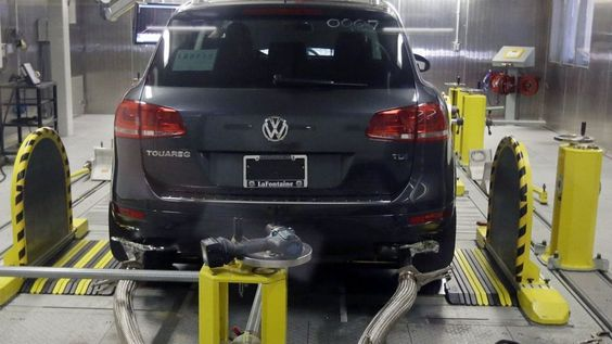 Volkswagen engineer charged in emissions probe - BBC News