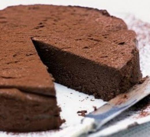Choco-Mania Cake