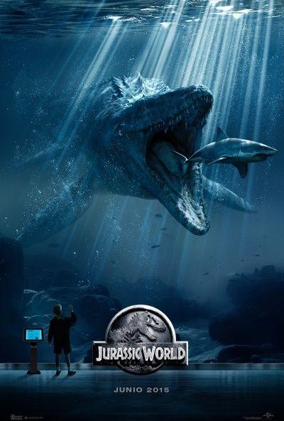Jurassic World Hd 1 Link Mega Jurassic World Movie Poster Jurassic World Wallpaper New Jurassic World