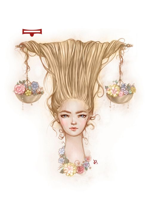 LIBRA-this is actually the cutest libra sign I've ever seen!