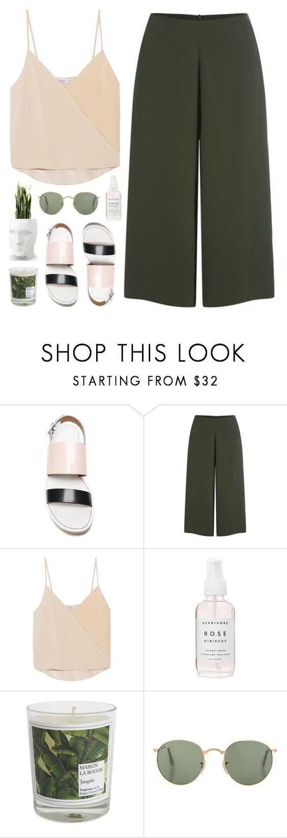 """incandescent"" by martosaur ❤ liked on Polyvore featuring Cameo, Chelsea Flower, Maison La Bougie and Vondom"