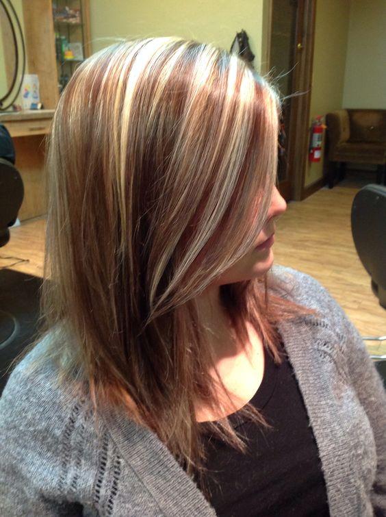 Groovy Bright Blonde Blonde Highlights And Highlights On Pinterest Short Hairstyles Gunalazisus
