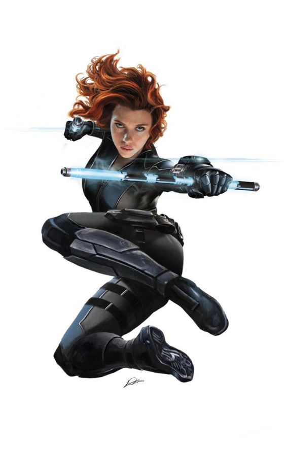 CAPTAIN AMERICA: CIVIL WAR! …the black widow. i am sorry but i like black widow - and i want her to have her own movie!