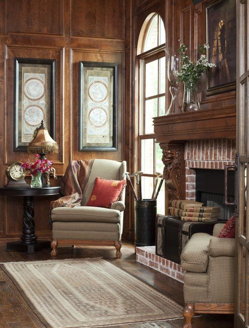 13 English Country Living Room Ideas Cottage